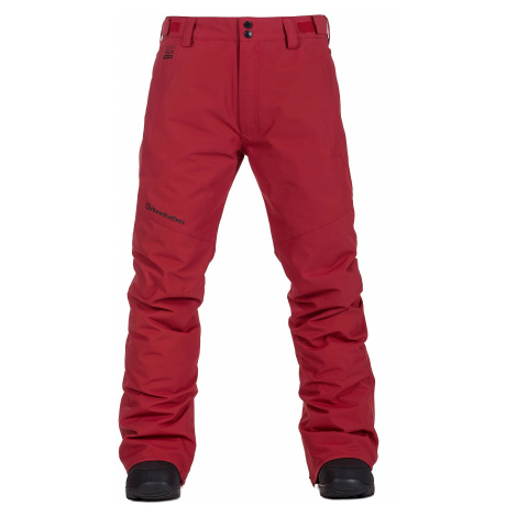 pants Horsefeathers Spire - Red - men´s