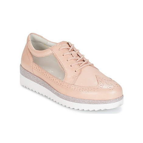 Gabor ZOCIN women's Casual Shoes in Pink