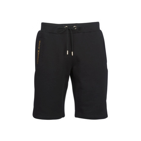 Versace Jeans Couture A4GTA1FG-36604 men's Shorts in Black