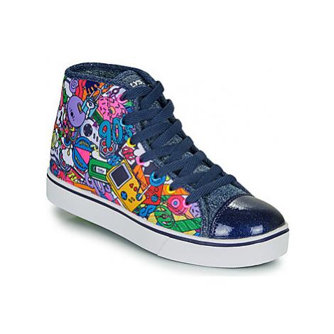 Heelys VELOZ girls's Children's Roller shoes in Blue