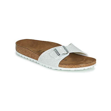 Birkenstock MADRID women's Mules / Casual Shoes in White