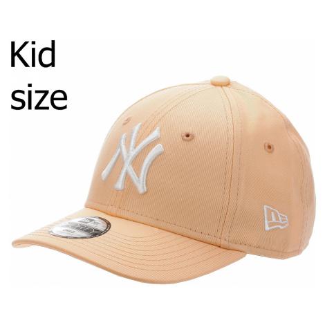 cap New Era 9FO League Essential MLB New York Yankees Child - Peach/White - kid´s