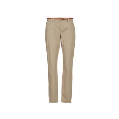 Vero Moda VMFLASH women's Trousers in Beige