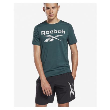 Reebok Workout Ready Activchill Graphic T-shirt Green