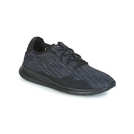 Le Coq Sportif SOLAS PREMIUM men's Shoes (Trainers) in Black