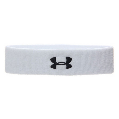 UNDER ARMOUR Perfomance Headband White