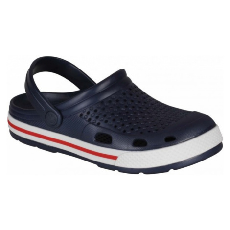Coqui LINDO dark blue - Women's sandals
