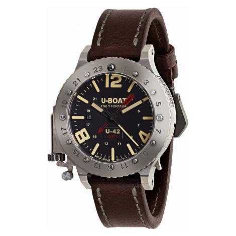 U-Boat Watch U-42 GMT Limited Edition