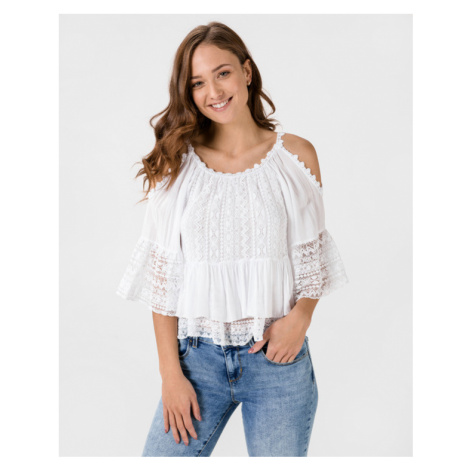Guess Olymipia Top White