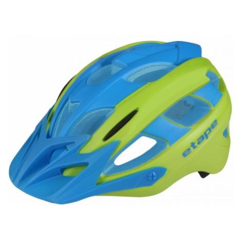 Etape HERO blue - Kids' cycling helmet