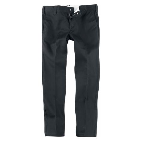 Dickies - Slim Fit Work Pant WE872 - Chino pants - black