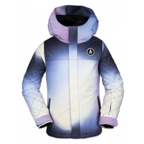 Volcom SASS'N'FRAS INS JKT white - Girls' ski/snowboard jacket