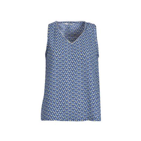 Only ONLTULIPE women's Blouse in Blue