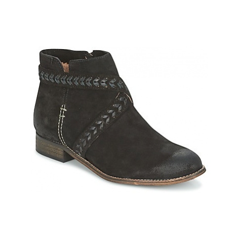 MTNG DI women's Mid Boots in Black