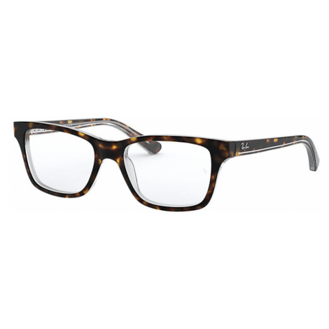 Ray-Ban Rb1536 Unisex Optical Lenses: Multicolor, Frame: Tortoise - RB1536 3602 48-16