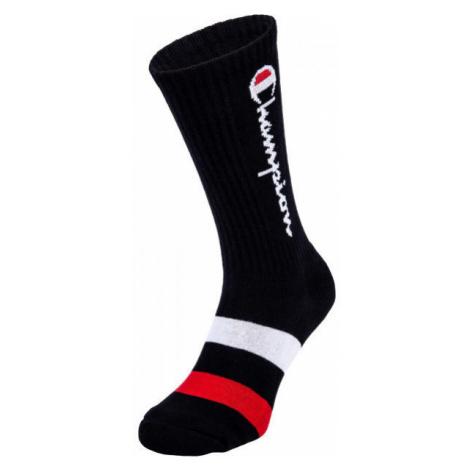 Champion ROCHESTER CREW SOCKS X1 black - Socks
