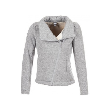 Bench BONDED BIKER JKT women's Jacket in Grey