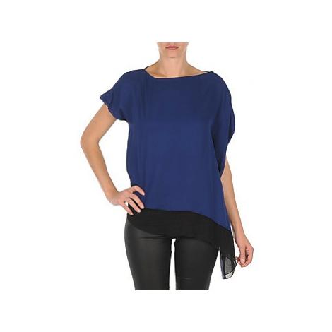 Joseph INES women's Blouse in Blue