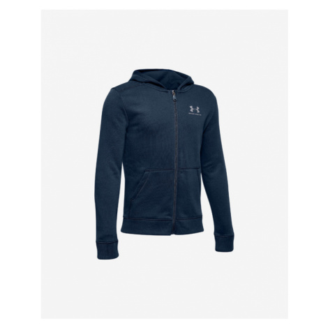 Under Armour Rival Kids sweatshirt Blue