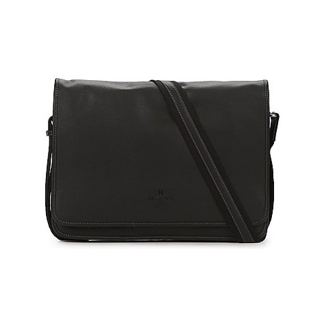 Hexagona CONFORT SACOCHE men's Messenger bag in Black