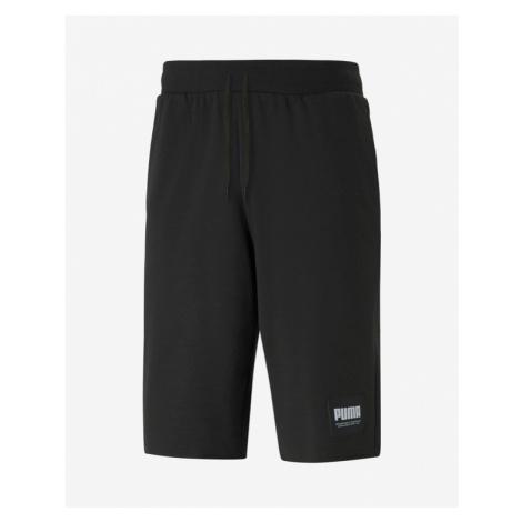 Puma Summer Court Graphic Shorts Black