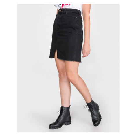 Armani Exchange Skirt Black
