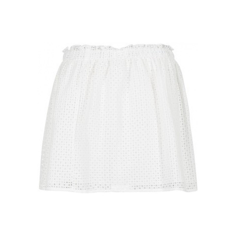 Betty London GIRMOU women's Skirt in White