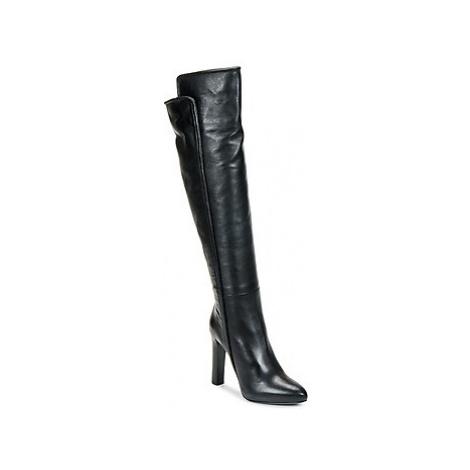 Roberto Cavalli WDS226 women's High Boots in Black