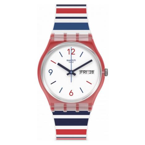 Swatch Sea Barcode Originals Watch GR712