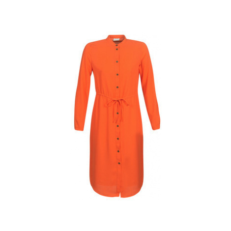 Vila VIMIRUNA women's Dress in Orange