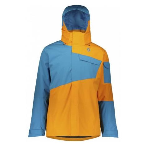 Scott ULTIMATE DRYO 30 orange - Men's winter jacket