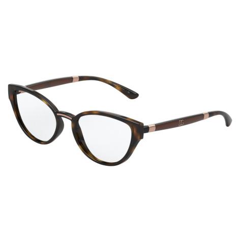Dolce & Gabbana Eyeglasses DG5055 502