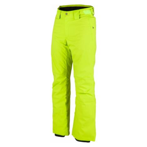 Salomon OPEN PANT M yellow - Men's ski trousers