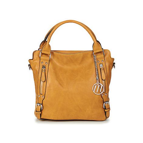 Moony Mood FIRA women's Shoulder Bag in Yellow