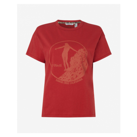 O'Neill Olympia T-shirt Red