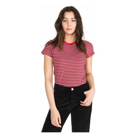 Levi's Perfect T-shirt Red White Levi´s