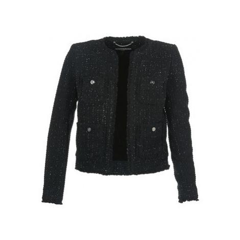 MICHAEL Michael Kors FRAY TWD 4PKT JKT women's Jacket in Black