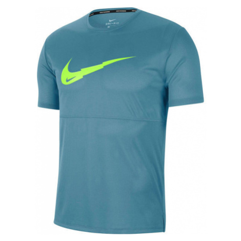 Nike BREATHE blue - Men's running T-shirt