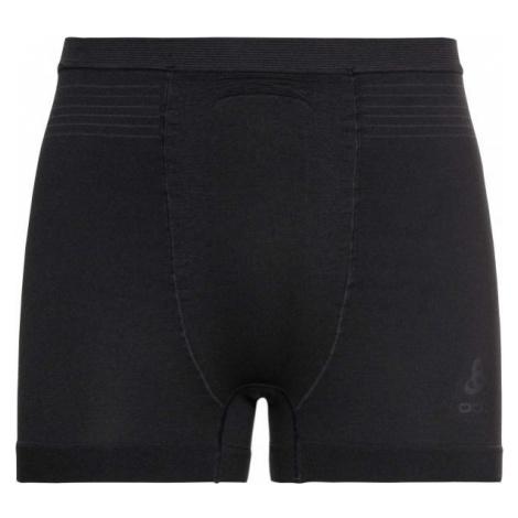 Odlo SUW MEN'S BOTTOM BOXER PERFORMANCE LIGHT black - Men's underwear