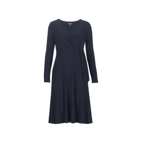 Lauren Ralph Lauren COREEN women's Long Dress in Blue
