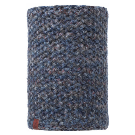 neck warmer Buff 113552/Knitted & Polar Margo - Blue