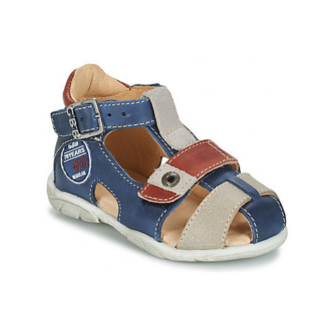 GBB SULLIVAN boys's Children's Sandals in Blue