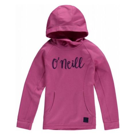 O'Neill PG RADIANT FLEECE pink - Girls' sweatshirt