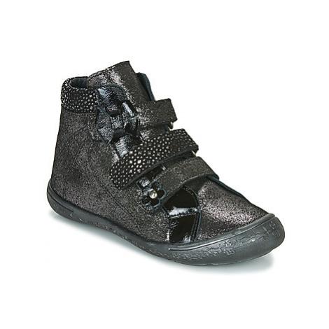 Citrouille et Compagnie HODIL girls's Children's Mid Boots in Black