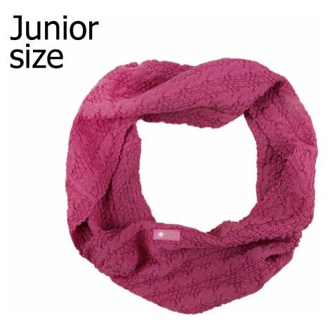 scarf Kama SB12 - Pink - unisex junior