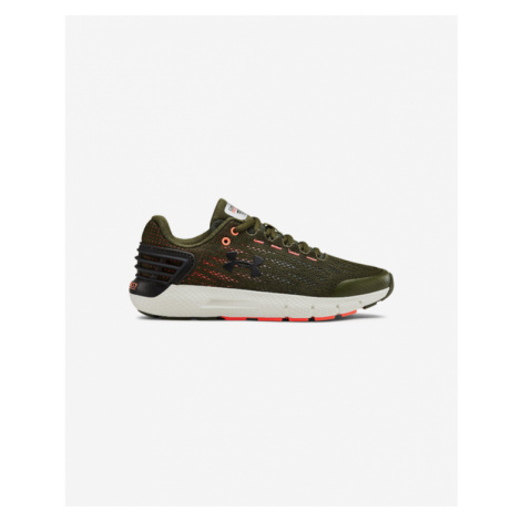 Under Armour Grade School Charged Rogue Kids sneakers Green
