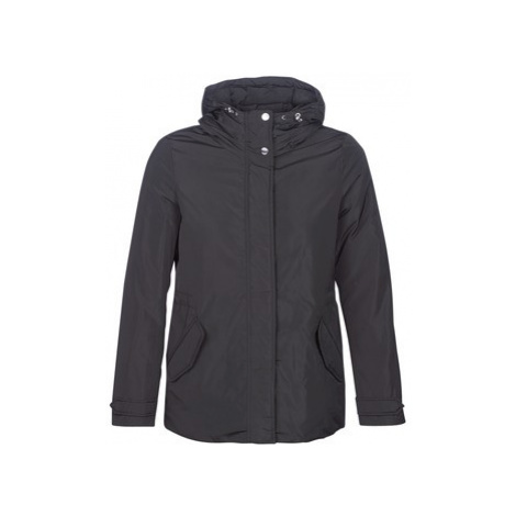 Geox RUBIDIA women's Parka in Black