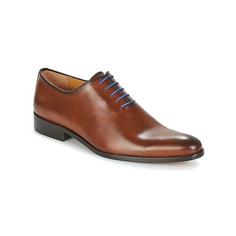 Brett Sons FREDY men's Smart / Formal Shoes in Brown