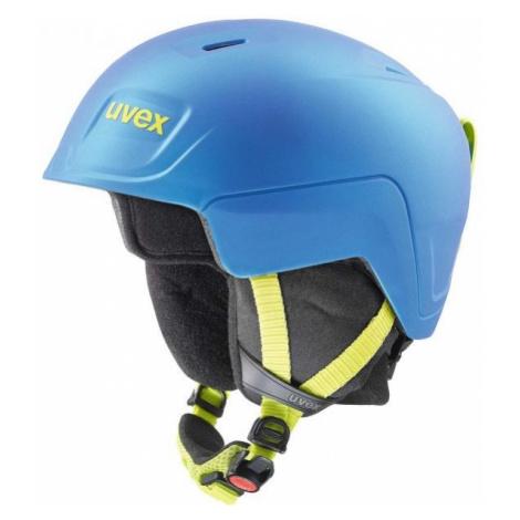 Uvex MANIC PRO blue - Ski helmet