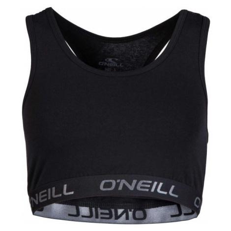 O'Neill SHORT TOP black - Sports bra